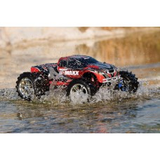 E-Maxx 4WD TQi - w/o Battery & Charger
