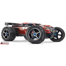 E-REVO Brushless 4WD RTR TQi TSM - w/o Batteries & Charger