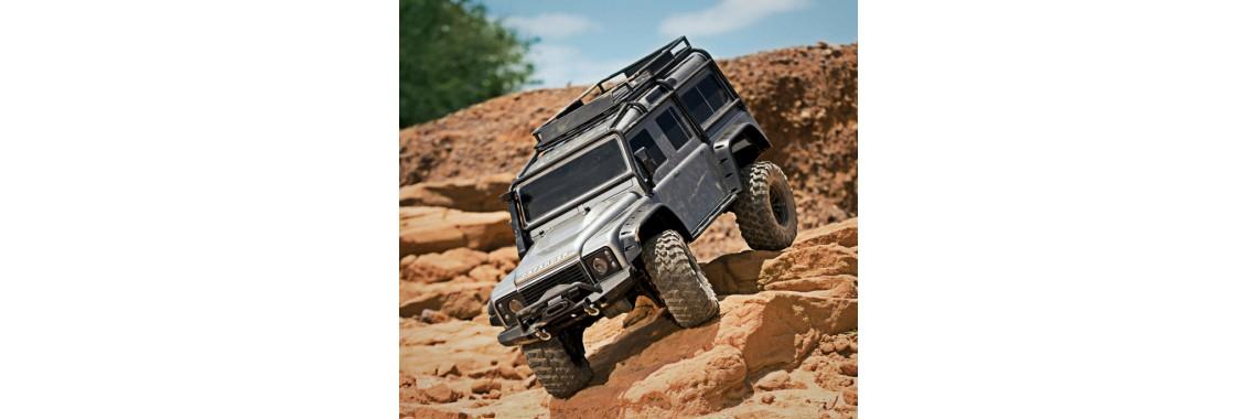 Crawler Land Rover