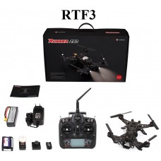 Walkera: Runner 250 RTF3 (Devo 7, HD video camera, accumulator, charger, FPV transmitter, OSD)