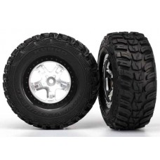 Tires & Wheels, Kumho/SCT, 4WD/2WD Rear (2)