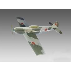 Aviomodelis Yak-3 semi-scale plane EPP - Semiscale