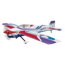 Aviomodelis, pilotāžas Groovy 90 3D, ar iekšdedzes dzinēju, ARF
