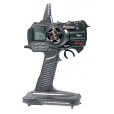 Radioaparatūra, MX-3FHSS, 2,4G, auto, 3 kanālu