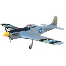 P-51 Mustang - 46 (Silver)