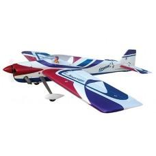 Aviomodelis, pilotāžas Groovy 50 3D, ARF