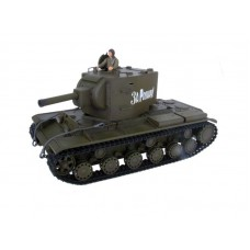 Tanks 1/24 SOVIET RED ARMY KV-2 Zaļš I/S