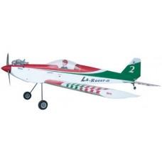 Aviomodelis pilotāžas LA RACER 40, zaļš, ARF
