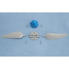 Saliekamais propellers nokomplektēts, 10X6