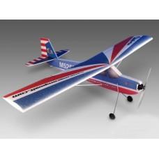 Aviomodelis Citabria Blue semi-scale plane EPP - Semiscale