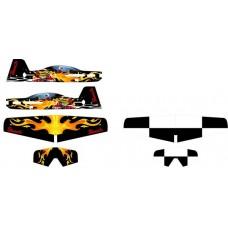 Lidmodelis Pilotage Goldwing Aerobatics Sbach EPP Profile ARF