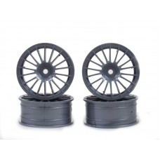 "Diski ""M-Narrow 18-Spoke Wheels"" (0 ofsset)"