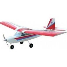 Aviomodelis Super Frontjer Senjor (sarkans), ARF