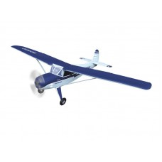 Aviomodelis, YAK-12, elektriskais, ARF, elektriskais, ARF, tumҐzils